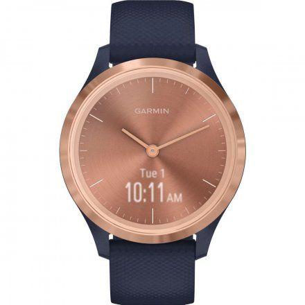 GARMIN Vivomove 3S Granatowy z różowym złotem 010-02238-23