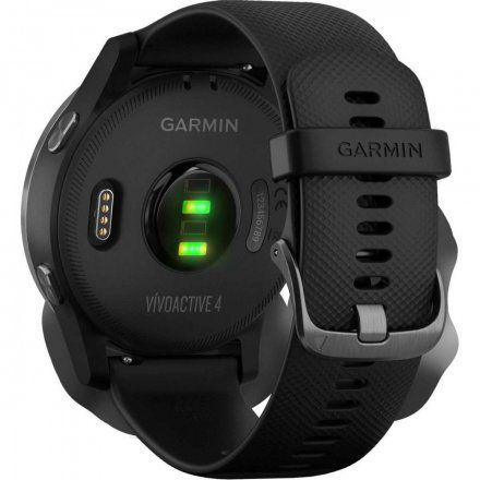 GARMIN Zegarek vivoactive 4 Czarny 010-02174-13