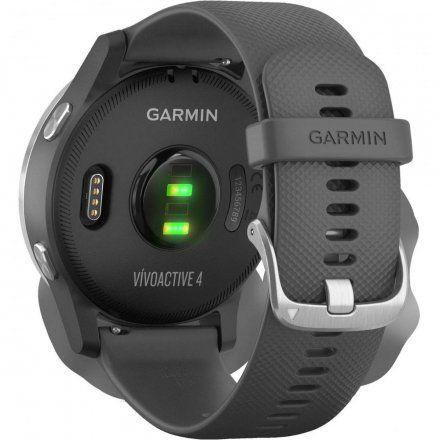 GARMIN Zegarek vivoactive 4 Szary 010-02174-03