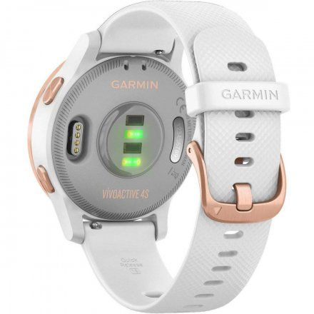 GARMIN Zegarek vivoactive 4S Biały 010-02172-23
