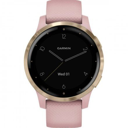 GARMIN Zegarek vivoactive 4S Różowy 010-02172-33