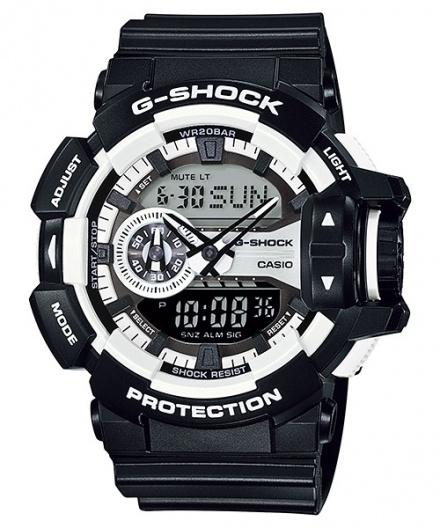 Zegarek Casio GA-400-1AER G-Shock GA-400 -1AER