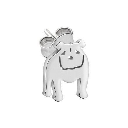 Kolczyki damskie  LA PETITE STORY DOG&KITTY LPS01AQI01