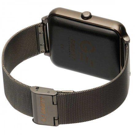 Smartwatch Garett G25 Plus czarny z bransoletką