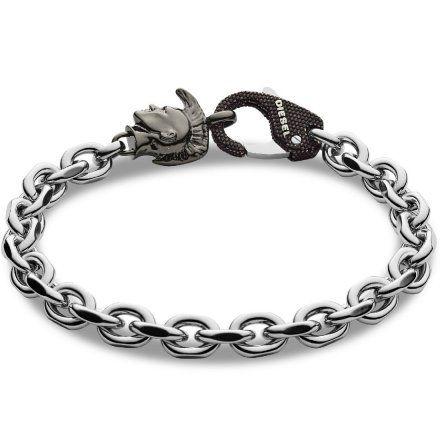Biżuteria Diesel - Bransoleta DX1146040