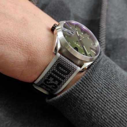 Diesel DZ1902 Zegarek Męski Na Pasku Z Kolekcji MS9