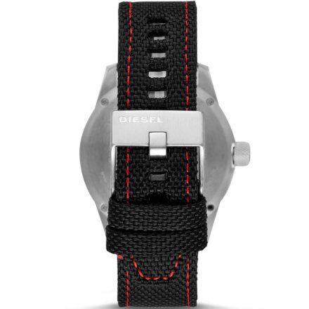 Komplet Diesel DZ1906 Zegarek Męski Na Pasku Z Kolekcji Rasp z wymiennym paskiem