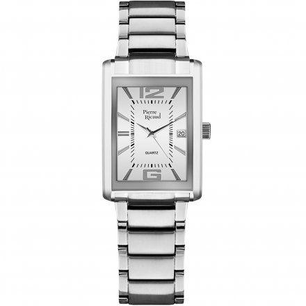 Pierre Ricaud P51058.5153Q Zegarek - Niemiecka Jakość