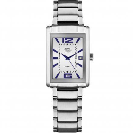 Pierre Ricaud P51058.51B3Q Zegarek - Niemiecka Jakość