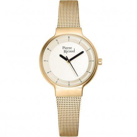 Pierre Ricaud P51077.1111Q Zegarek - Niemiecka Jakość