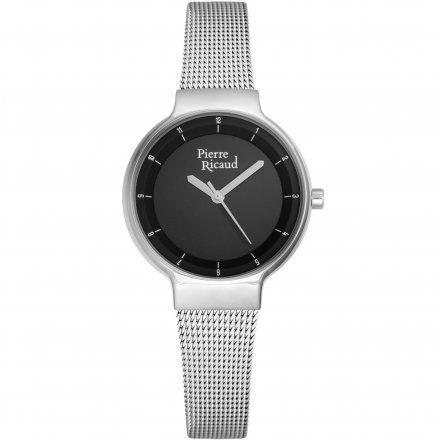 Pierre Ricaud P51077.5114Q Zegarek - Niemiecka Jakość