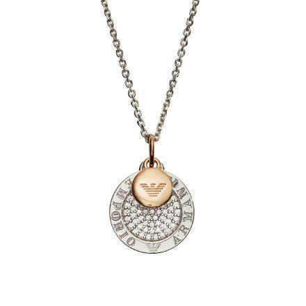 Naszyjnik Emporio Armani EG3374040 Oryginalna Biżuteria EA