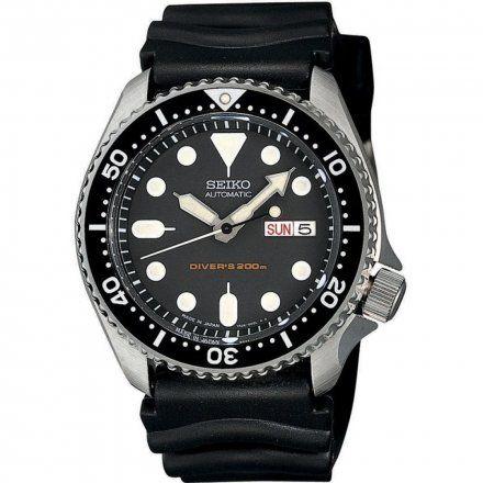 Seiko SKX007K1 Zegarek Męski Diver Automatic