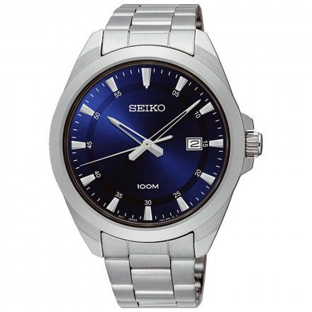 Seiko SUR207P1 Zegarek Męski Classic