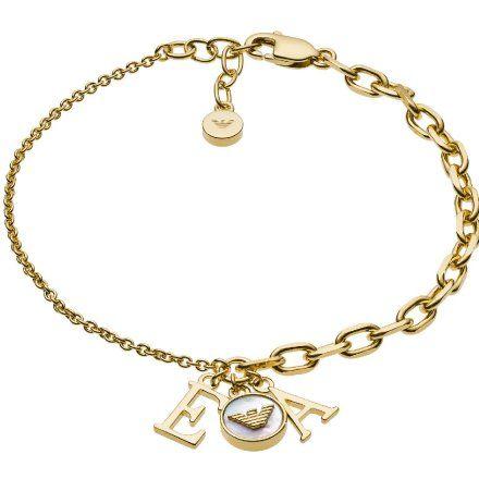 Bransoletka biżuteria damska Emporio Armani EG3422710 Oryginalna Biżuteria EA