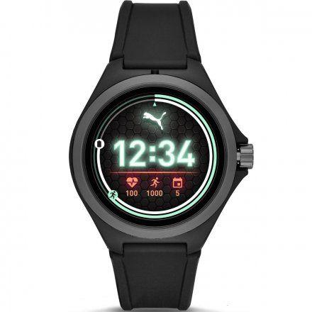 Smartwatch Puma Czarny PT9100