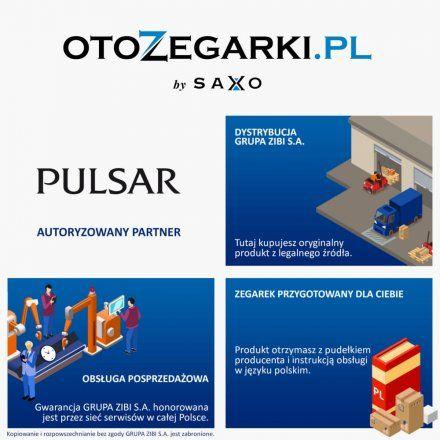 Zegarek Męski Pulsar PT3999X1