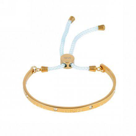 Biżuteria Guess damska bransoletki UBS80067