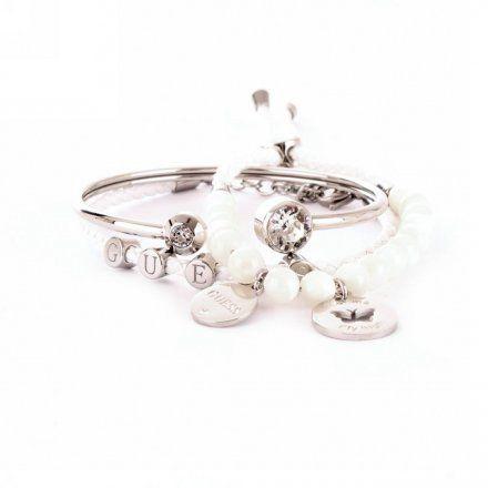 Biżuteria Guess damska bransoletki UBS80063