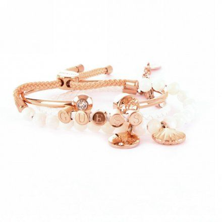 Biżuteria Guess damska bransoletki UBS80062