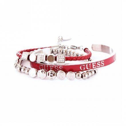 Biżuteria Guess damska bransoletki UBS80060