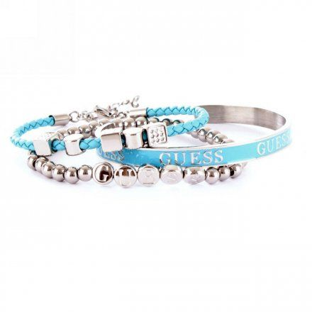 Biżuteria Guess damska bransoletki UBS80058