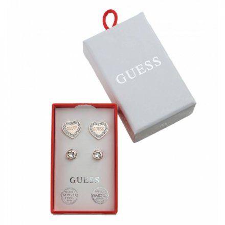 Biżuteria Guess damska kolczyki UBS29403