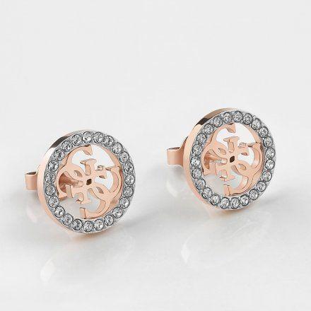 Biżuteria Guess damska kolczyki UBS29404