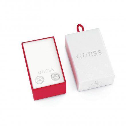 Biżuteria Guess damska kolczyki UBS29406