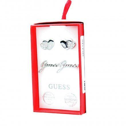 Biżuteria Guess damska kolczyki UBS29408