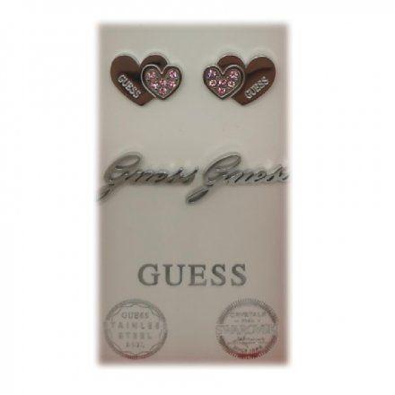 Biżuteria Guess damska kolczyki UBS29409