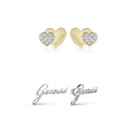 Biżuteria Guess damska kolczyki UBS29411