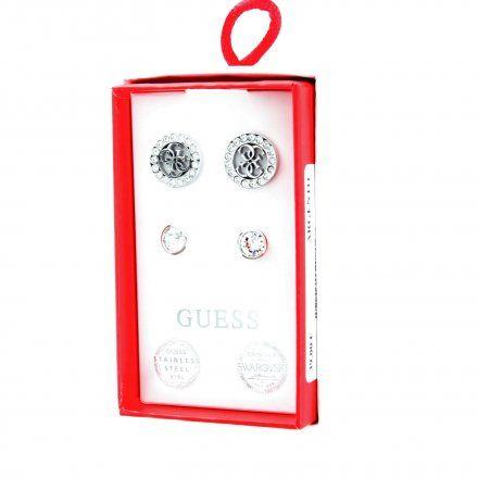 Biżuteria Guess damska kolczyki UBS29412
