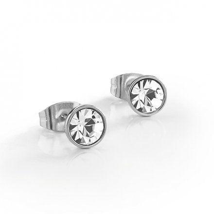 Biżuteria Guess damska kolczyki UBS29416