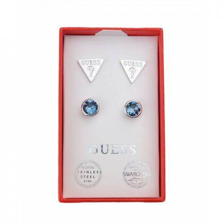Biżuteria Guess damska kolczyki UBS29417