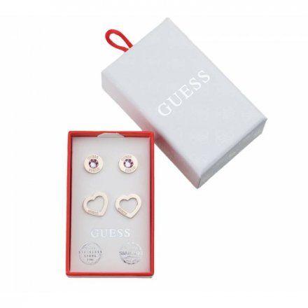 Biżuteria Guess damska kolczyki UBS29423