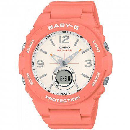 Zegarek Casio BGA-260-4AER Baby-G BGA 260 4A