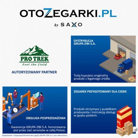 Zegarek Casio PRW-50FC-1ER Protrek PRW 50FC 1