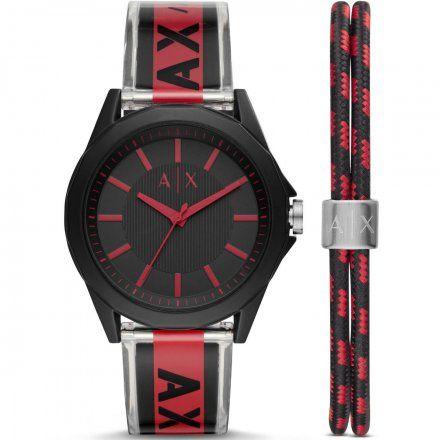 AX7113 Armani Exchange DREXLER zegarek AX + BRANSOLETKA KOMPLET