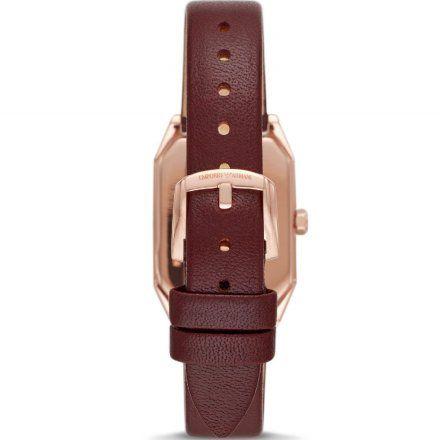 Zegarek Emporio Armani AR80028 GIOIA + kolczyki