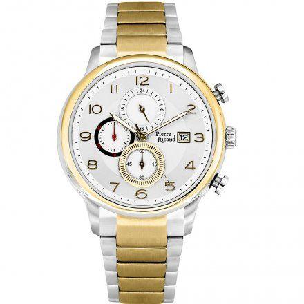 Pierre Ricaud P97017.2123CH Zegarek - Niemiecka Jakość