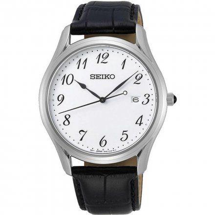 Seiko SUR303P1 Zegarek Męski Classic