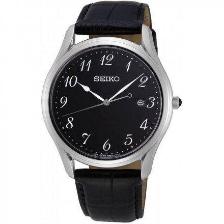 Seiko SUR305P1 Zegarek Męski Classic