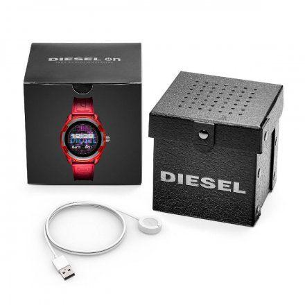 Smartwatch Diesel DZT2019 Zegarek Diesel On Fadelite 4 GEN