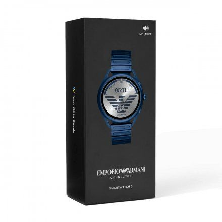 Emporio Armani Connected ART5028 Smartwatch EA Matteo 2.0