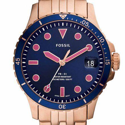 Fossil ES4767 FB-01 - Zegarek damski