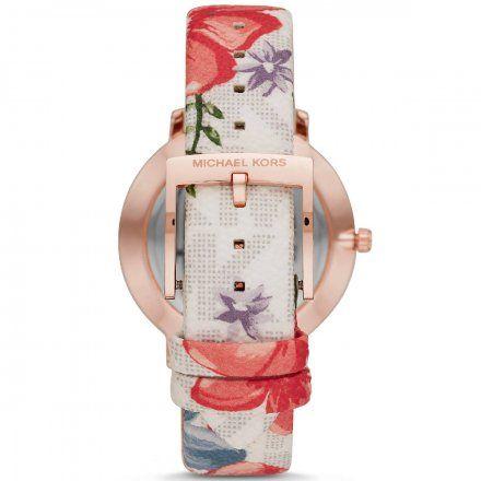 MK2895 Zegarek Damski Michael Kors Pyper z kwiatowym paskiem