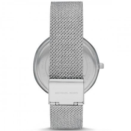 MK4518 Zegarek Damski Michael Kors srebrny mesh Darci