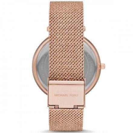 MK4519 Zegarek Damski Michael Kors różowowzłoty mesh Darci