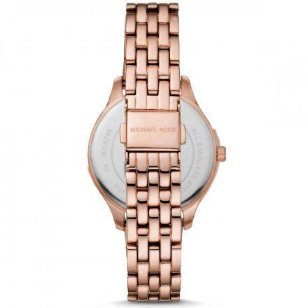MK6799 Zegarek Damski Michael Kors Różowozłoty Lexington